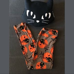 LuLaRoe Haunted House Leggings
